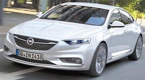 Opel News 2018 Opel Insignia Next Generation Future Auto Review
