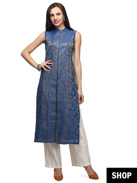 kurti pattern making 12 sleeveless kurti designs for summer that every girl