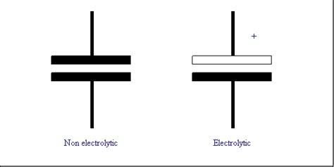 electrolytic capacitor negative symbol sensing speed clipart best clipart best