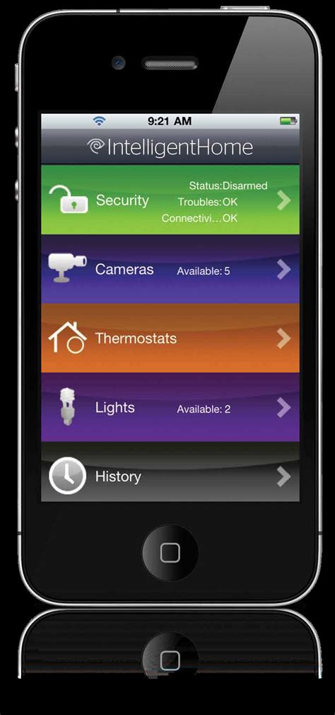 intelligenthome mobile apps intelligenthome mobile apps