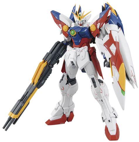 Bandai Gundam Master Grade Kits 1 100 Mg Gundam Fenice Berkualitas bandai gundam gunpla mg plastic 1 100 scale model kit ew wing gundam proto zero