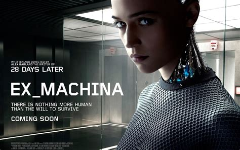 define ex machina ex machina 2015 movie hd desktop wallpaper widescreen