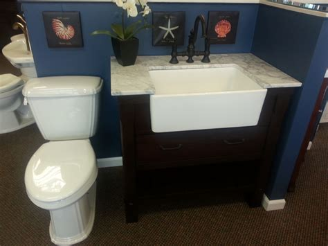 small farm sink for bathroom sink and vanity ideas for a small bathroom
