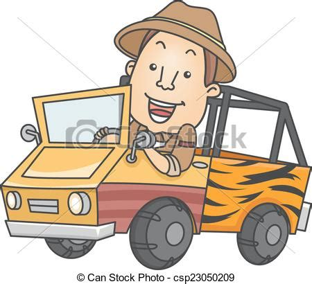 safari truck clipart safari tour guide clipart 57