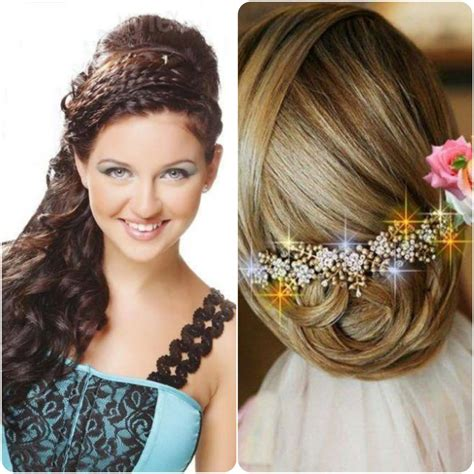 famous haircuts in pakistan best party hairstyles for long and medium hairs 2016 17 in