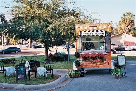 lucias gelato truck  sale tampa bay food trucks