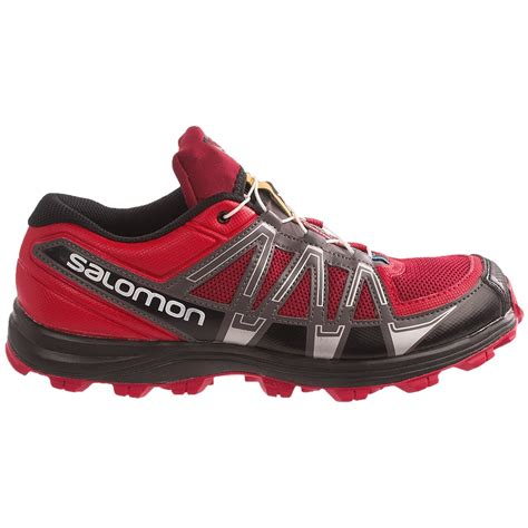 solomon trail running shoes salomon fellraiser trail running shoes for 7239c