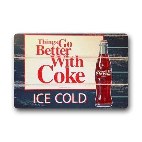 Coca Cola Kitchen Rug by Compare Price To Coca Cola Rugs For Kitchen Dreamboracay