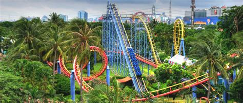 dreamland theme ancol dreamland theme park in jakarta thousand wonders