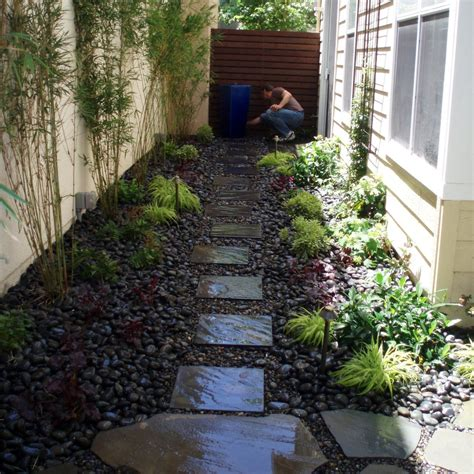 Small Narrow Backyard Ideas 25 Landscape Design For Small Spaces
