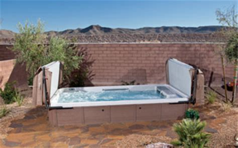 swim spa backyard designs swim spa backyard designs 28 images backyard ideas for hot tubs and swim spas