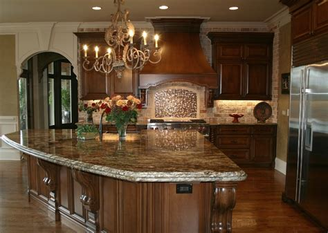 Custom Design Kitchen Luxury Custom Kitchen Design