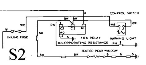 jaguar e type s1 wiring diagram jvohnny