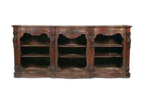 libreria bassa libreria bassa in legno scolpito xix secolo eredit 224
