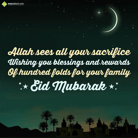 42 eid mubarak wishes quotes in english greeting cards