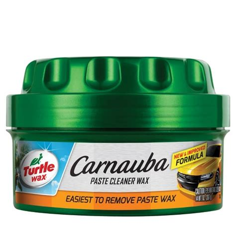 Turtle Wax turtle wax carnauba cleaner car wax 14 oz target