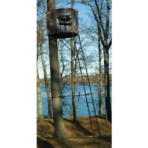 Inexpensive Stands Rivers Edge 17 Spin 1 Ladder Stand Ladder