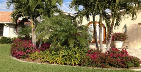 Backyard Landscaping Ideas On A Budget Craig S Perfect Turf Landscaping Port Charlotte Florida