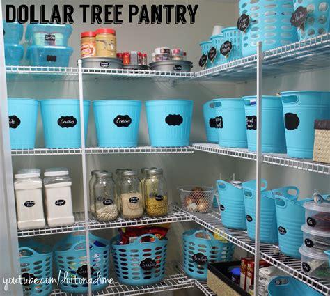 Dollar Tree Kitchen Organization Ideas Pantry Organization Dollar Tree Style