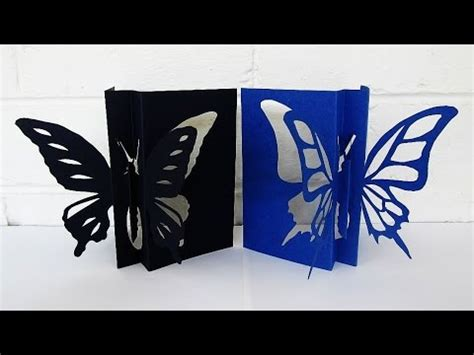 Butterfly Papercraft - butterfly card learn how to make this butterfly paper