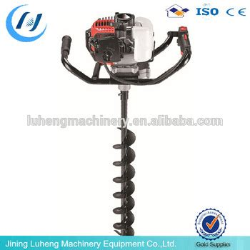 garden tool electric earth auger digging holes ground drill buy earth auger earth auger for