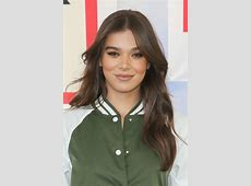 Hailee Steinfeld Wavy Dark Brown Long Layers, Side Part ... L'oreal Hair Products At Target