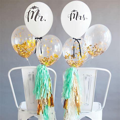Wedding Aisle Balloons by 31 Cheerful Wedding Balloon Ideas That Inspire Weddingomania