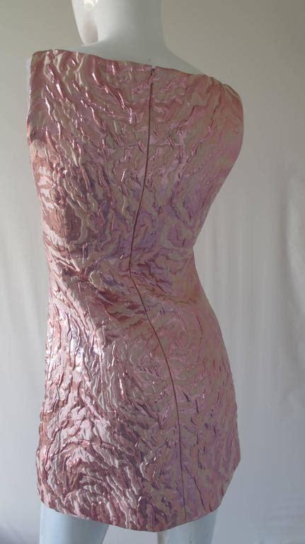 Reswida Abstract Sleeveless Mini Dress balenciaga sleeveless metallic pink abstract print cocktail mini dress for sale at 1stdibs
