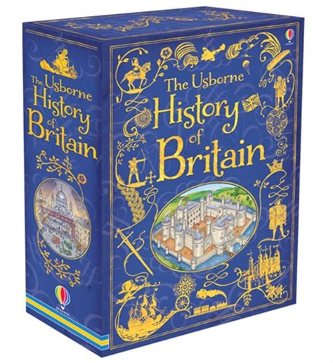 the usborne picture book gift set the usborne history of britain gift set at usborne books
