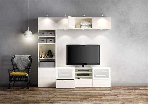Besta Beispiele by Best 197 Szary Salon Styl Nowoczesny Zdjęcie Od Ikea