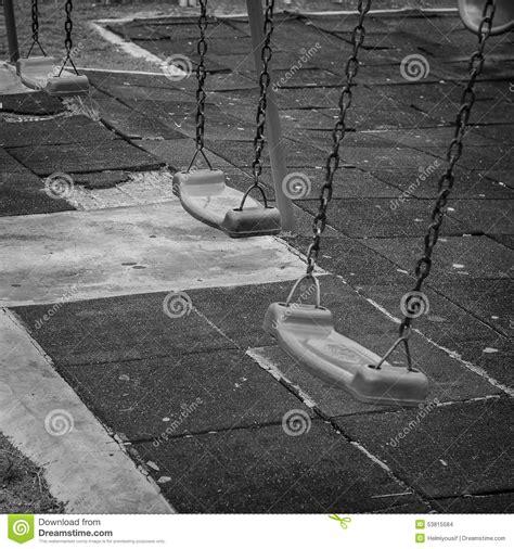 black and white swing swing black and white stock photo image 53815584