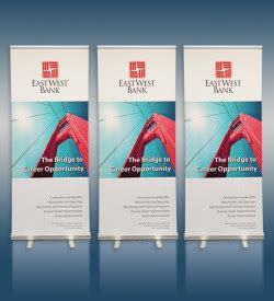 retractable banner design templates retractable banner stand product categories sycolor