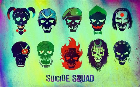 fondos escuadron suicida wallpapers suicide squad pelicula