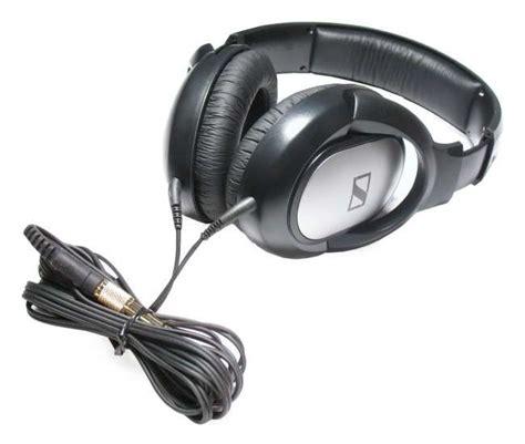 Sennheiser Hd 201 Professional Headphone sennheiser hd 201 professional dj stereo ear hi fi headphones refurbished hd201 rb
