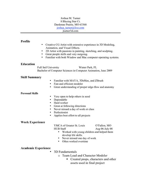 Sle Resume Skills Profile Exles by Resume For Lowes Exles Professional Lowes Sales Specialist Templates To Showcase Cv Skills