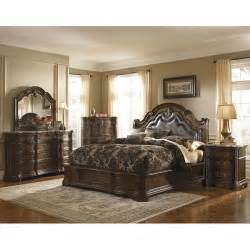 courtland platform bedroom set pulaski furniture furniturepick