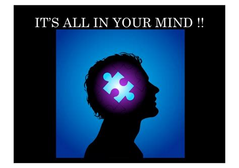 In Your Mind by Its All In Your Mind