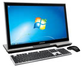 All In One Desk Top Computer Computer White Background Images All White Background