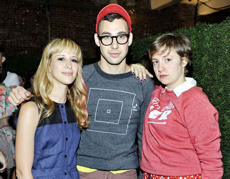 jack antonoff hair lena dunham s new pixie cut quot she wanted to do something
