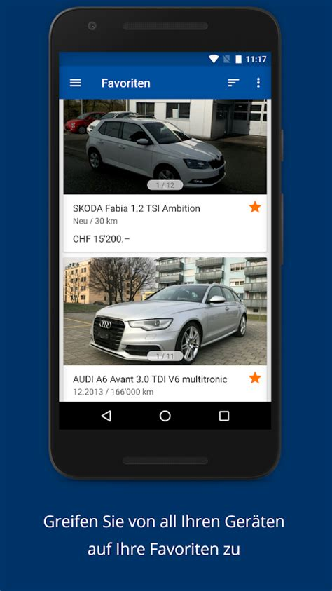 Autoscout App by Autoscout24 Schweiz Android Apps On Play