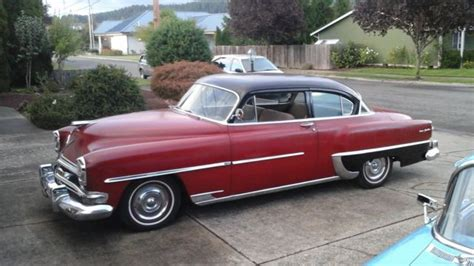 54 Chrysler New Yorker by 1954 Chrysler New Yorker Base 5 4l For Sale Photos