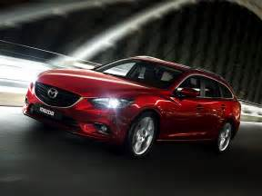 newmotoring 187 mazda 6 estate shown ahead of debut