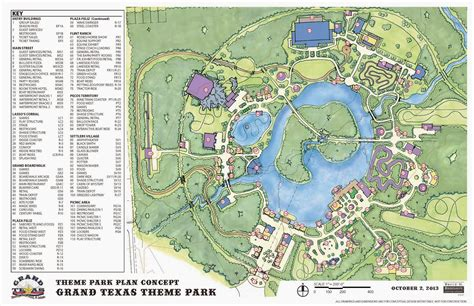 theme park new caney newsplusnotes grand texas theme park showing off plans