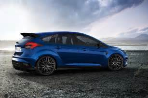 Ford Focus Rs News 2016 Ford Focus Rs Engine On Sale Date And New