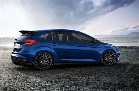 New Ford Focus Rs by 2016 Ford Focus Rs Engine On Sale Date And New