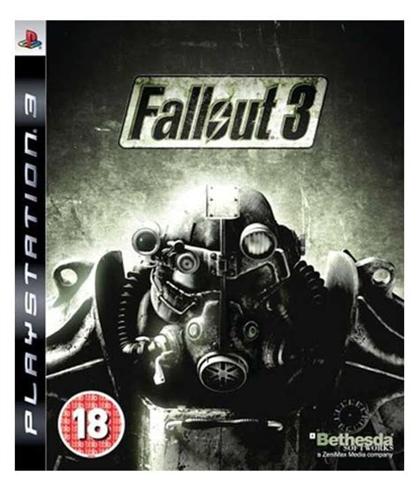 fallout 3 best buy fallout 3 ps3 at best price in india snapdeal
