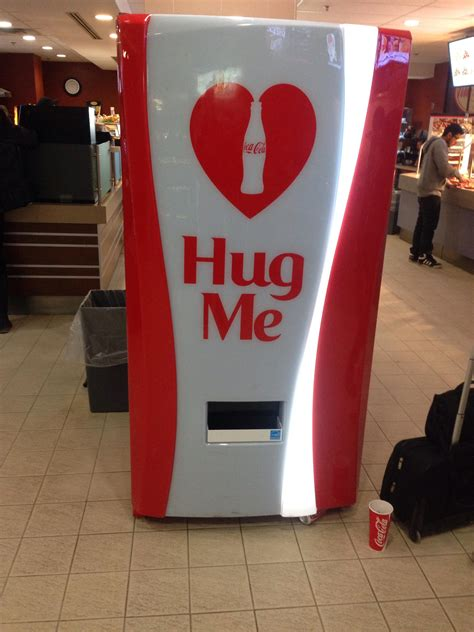 Bathroom For Kids - this coke machine at my gives free coke if you hug it mildlyinteresting