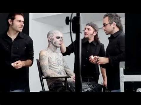 dermablend tattoo cover up youtube 30 best rick genest zombie boy images on pinterest