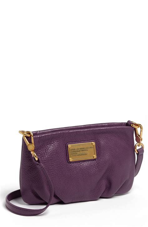 Marc Purse by Marc By Marc Classic Q Percy Crossbody Bag Small In