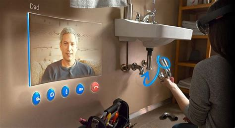 Microsoft Hololens microsoft hololens how it will impact the augmented world